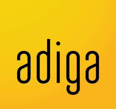 Md v1.0 adiga yellow small grad black tagline 1row rgb 300