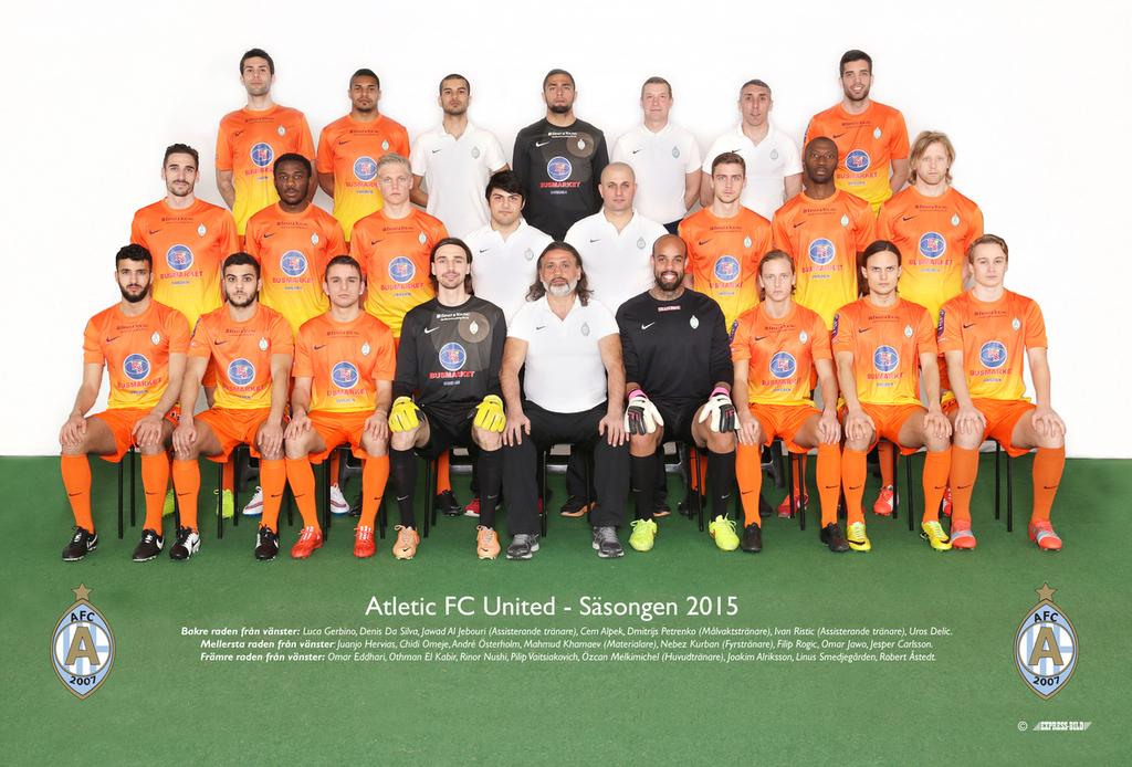 Atletic fc united