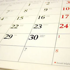 Sm square kalender