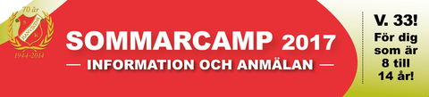 Md banner sommarcamp anmalan 2017