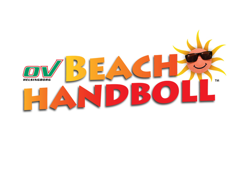 Md ov beachhandboll logga