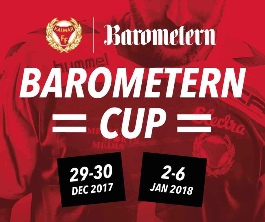Barometern cup 2018 bild