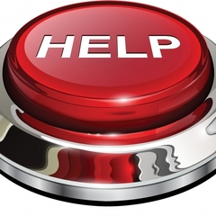Sm square help button