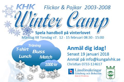 Md winter camp 2018