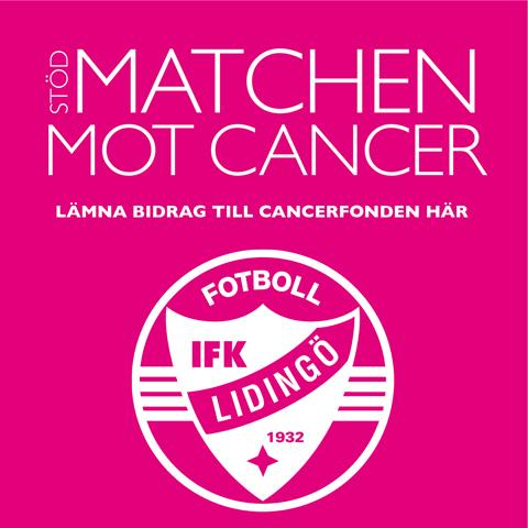 Md matchen mot cancer  annons hemsidan  insamling cancerfonden