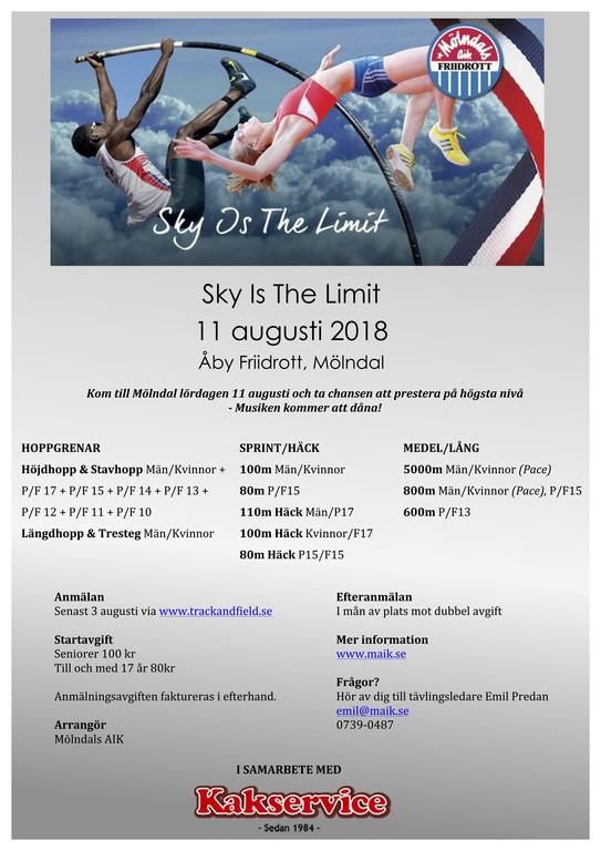 Skyisthelimit   inbjudan 20181