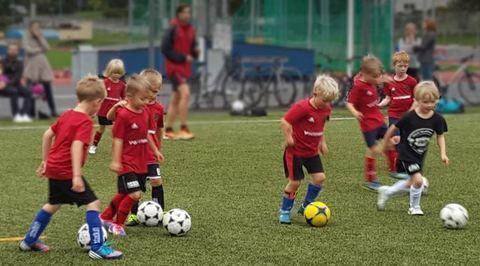 Md fotbollsskola