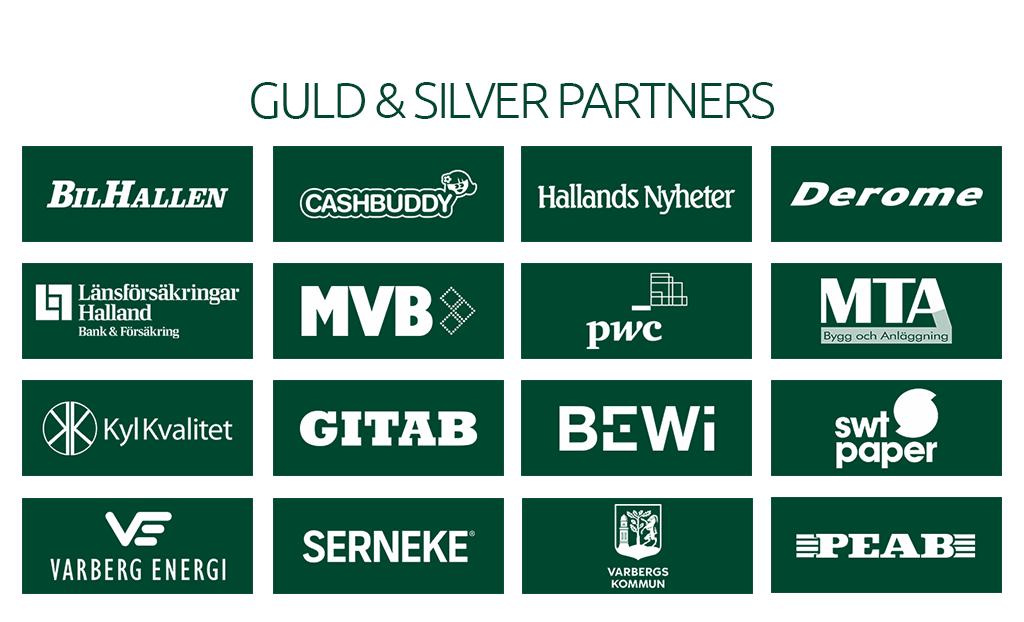 Partners guldsilver