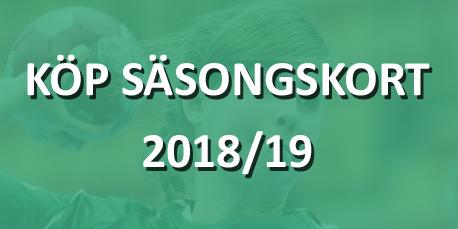 Md sasongskort 2018 19