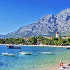 Sm square promajna makarska riviera croatia beach apartments