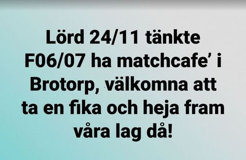 Md caf