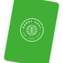 Sm square green card